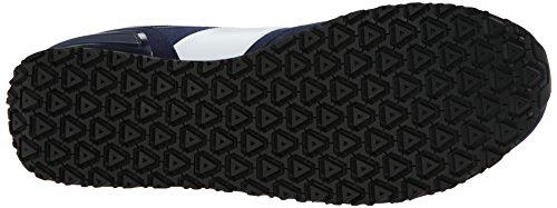 Polo Ralph Lauren Mens Slaton Pony Mode Sneaker Pacific Royal / Wit