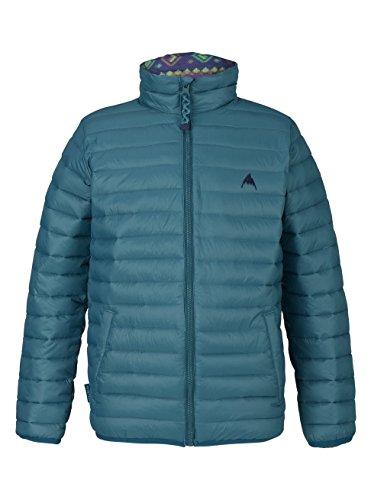 Burton Youth Flex Puffy Jacket, Jaded/Bohemia, Large
