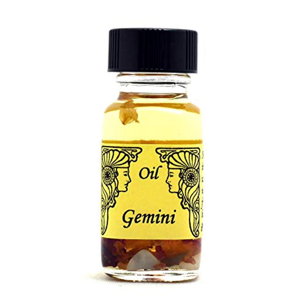 稚魚性差別テニスアンシェントメモリーオイル 12星座オイル(占星術オイル)Gemini ふたご座 5月21日~6月20日