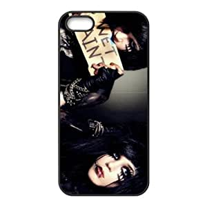 Rock Band Black Veil Brides Cell Phone Case for Iphone 5s