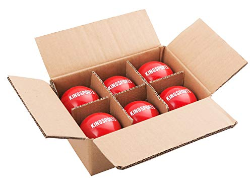 """KingSports 2.8"""" Weighted Training Baseballs - Weighted Training Equipment for Baseball - 16oz (6 pack)"""