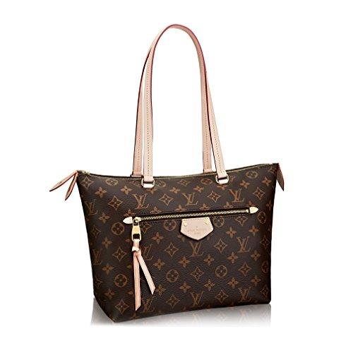 Louis Vuitton Monogram Canvas Shoulder Handbag Iena PM M42268 Made in (Canvas Louis Vuitton Handbag)