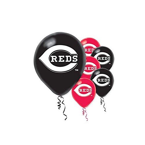 Cincinnati Reds Party Supplies (