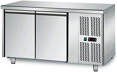 Kühltisch PREMIUM - 1,36 x 0,7 m - mit 2 Türen