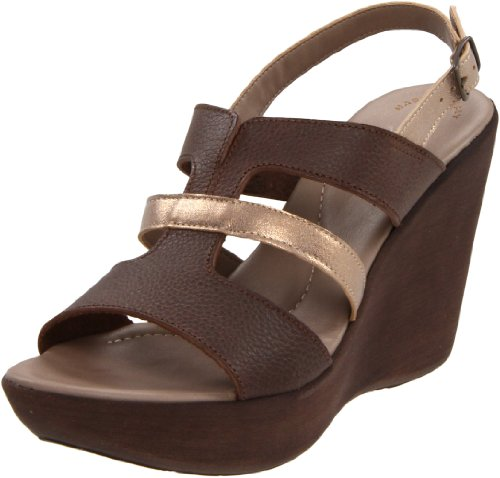 Matisse Women's Laney, Brown, 9 M US