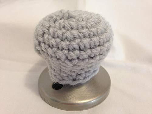 Doorknob Cover toddlers baby proof keys locks security crochet handmade. by Memawscustomcrochet