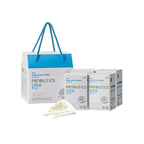 Atomy Probiotics Powder 10+ 300g(2.5gx120) - Eat 1pack Per Day
