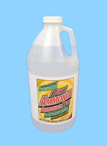 AWESOME PRODUCTS La's Totally Awesome Pure Ammonia, 64 oz by Awesome