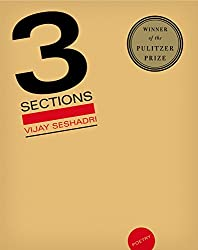 3 Sections: Poems (Pulitzer Prize in Letters: Poetry Winner)