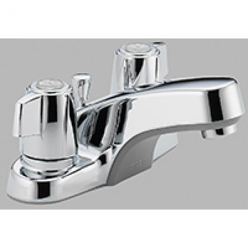 peerless bathroom faucet chrome - 8