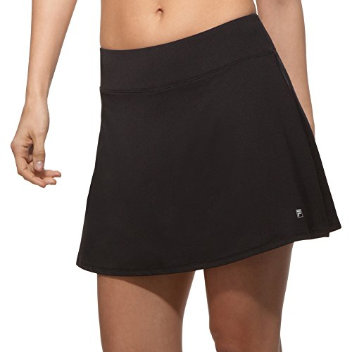 Fila Women's Core Flare 15'' Skort, Black, ()