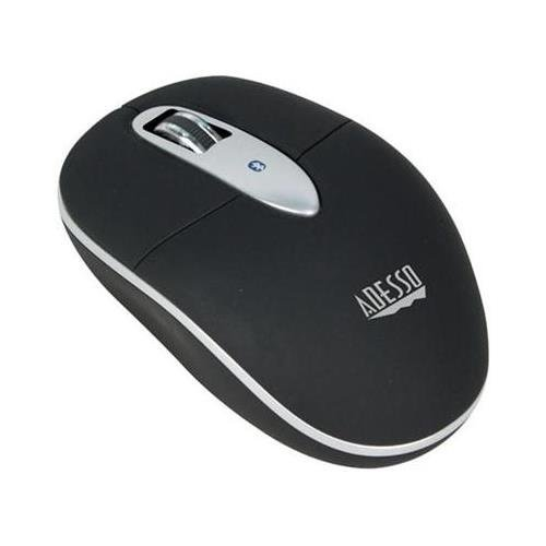Mouse Button Adesso 3 (Adesso iMouse S100 Bluetooth 1000 dpi 3 Buttons Mini Mouse)