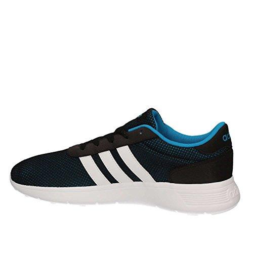 adidas Lite Racer, Scarpe da Ginnastica Uomo, Blu (Azusol/Ftwbla/Negbas), 40 EU