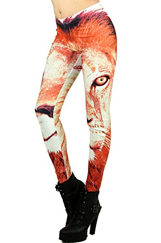 World Leggings%C2%AE Colorful Graphic Leggings