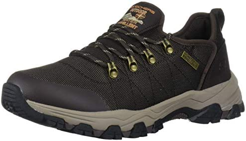 Skechers Men s Selmen-Norden Trail Oxford Hiking Shoe