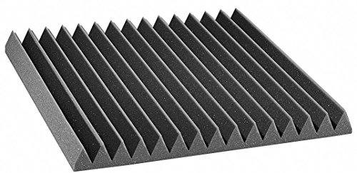 Acoustic Panel,2 ft. W,2 ft. L,PK12 by Auralex