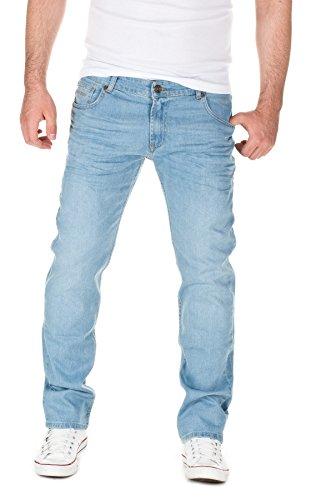 Jeans Denim WOTEGA Jeans 411 Blue slim Men Travis Hombre SqO4qI7