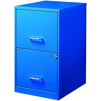 Amazon Com Office Dimensions 18 Quot Deep 2 Drawer Metal File