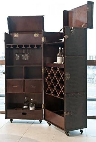 Casa Padrino Meuble Bar Au Tapis Design Vintage De Luxe