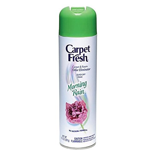 Carpet Fresh No-Vacuum Rug & Room Deodorizer, Morning Rain WD-40