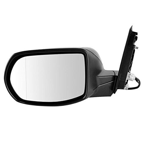 Lh Power Heated Mirror - Mirror Power Heated LH Left Driver Side for 12-15 Honda CR-V CRV