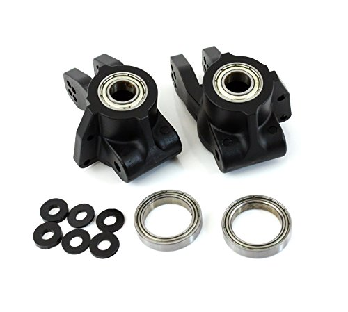 Arrma Kraton 6S BLX V2 Rear Hub Carrier Set with Bearings (Extended) AR330404 ()
