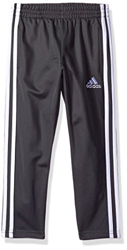 adidas Boys' Little Tapered Trainer Pant, Grey Five, 6