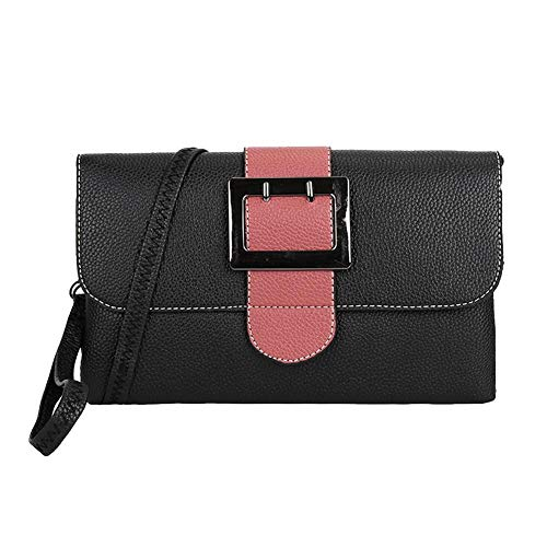 Casual PU Widewing Clutch Envelope Shoulder Small Watermelon Red Bags Messenger Messenger Women Women Shoulder Leather Bags Flap r6XFS6zW