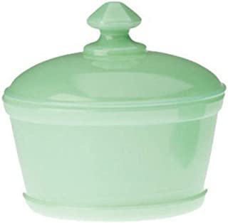 product image for Jadeite Round Butter Dish / Tub