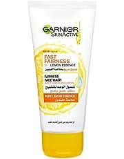 Garnier SkinActive Fast Fairness Face Wash, 100ml