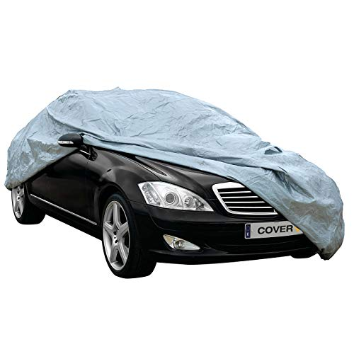 SUMEX COVXXL1 XL Ultimate Weather Protection Breathable Waterproof Car Cover 430 x 195 x 200 cm