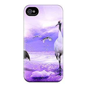 Tpu Case For Iphone 4/4s With ILIzKUT7918mCWLE ConnieJCole Design