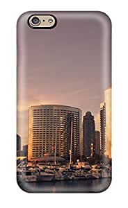 Awesome San Diego Flip Case With Fashion Design For Iphone 6