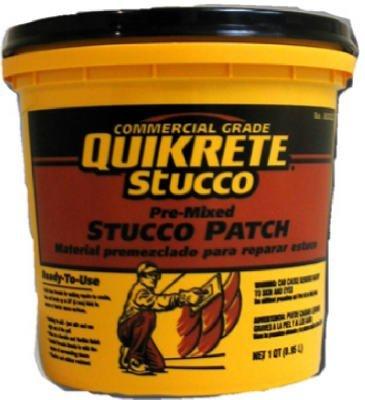 (SAKRETE OF NORTH AMERICA 865032 QT Pre Mix Stucco Patch by Sakrete Of North America)