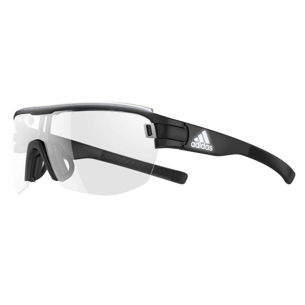 adidas Zonyk Midcut Pro S Sunglasses 2018 Coal Reflective Vario Antifog Clear//Gray