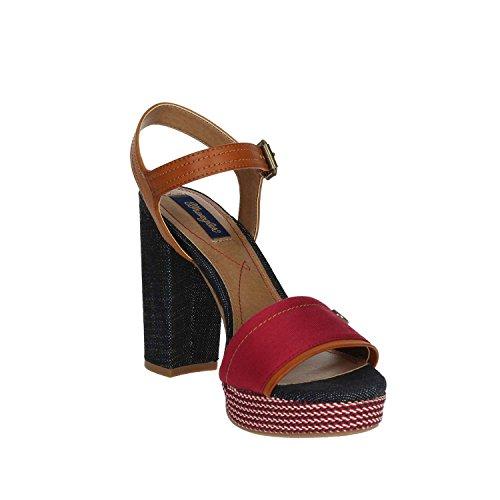 Wrangler WL181644 Sandal Women Red IG2wcdb
