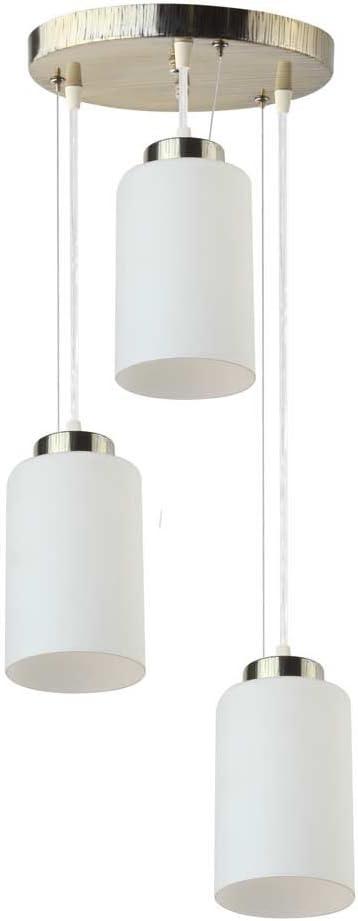 LeArc Designer Lighting : HL3863-3 : Antique Brass Finish Pendent Fixtures at amazon