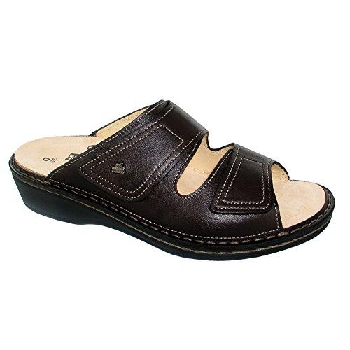 Finn Comfort Soft Jamaica Womens Sandals, Kaffee Senegal, Size - 37 by Finn Comfort (Image #1)