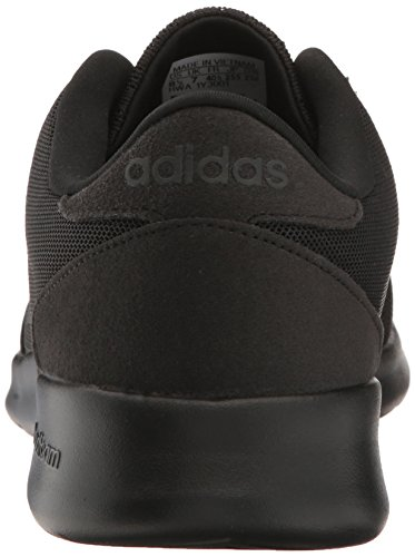 adidas Women's Cloudfoam QT Racer Running Shoe Black/White, 5.5 B - Medium by adidas (Image #2)