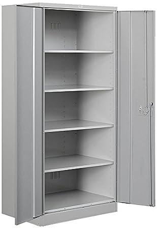 High Quality Salsbury Industries Standard Heavy Duty Storage Cabinet, 78 Inch By 24 Inch,