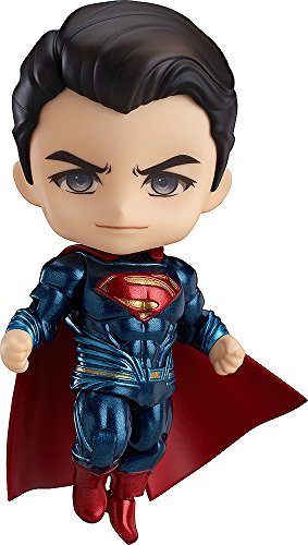 Japan Import Nendoroid Batman vs Superman Justice of birth Superman Justice editions non-scale ABS & PVC painted action figure