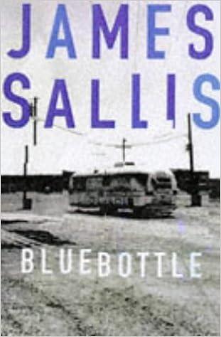 BLUEBOTTLE (A Lew Griffin novel)