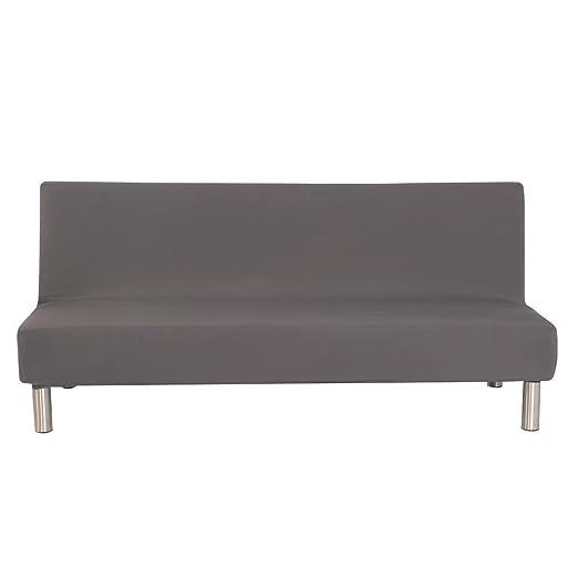 Shauzeh Funda para sofá o Cama de Color sólido, de poliéster ...
