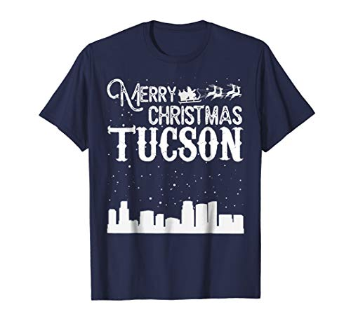 (Merry Christmas Y'all Tucson City)