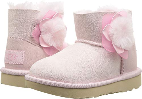 iley II Cactus Flower Fashion Boot, Seashell Pink, 9 M US Toddler ()