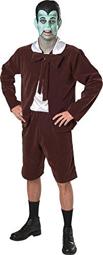 [Eddie Munster Costume - Standard - Chest Size 40-44] (Eddie Munster Halloween Costumes)