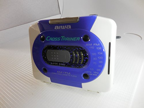 (Aiwa HS-SP300W Stereo Radio Cassette Player Super)