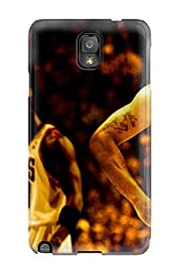 [FYSvXEh732BrtSA]premium Phone Case For Galaxy Note 3/ Sports Nba Michael Jordan Derrick Rose Athletes Chicago Bulls Tpu Case Cover