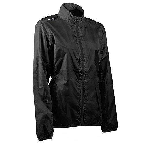 Sun Mountain Cirrus Golf Jacket 2018 Women Black XX-Large ()