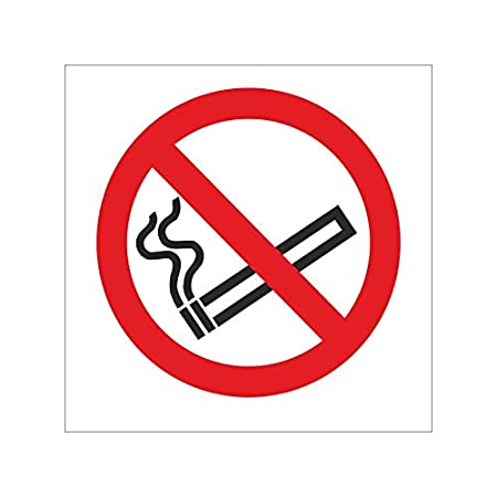 UK No Smoking Signs - Cartel, diseño de prohibición de fumar ...